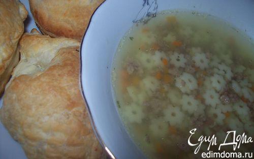 """Рецепт Суп """"со звездочками"""""""