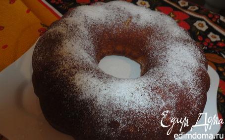 Рецепт кекс простоквашино