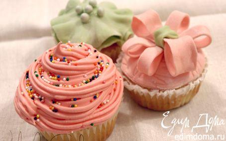 Рецепт Vanilla Cupcakes