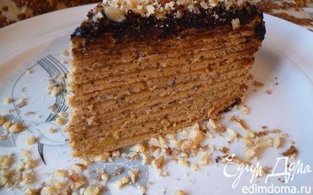 торт опиум рецепт с фото