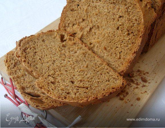 Ржаной хлеб с ржаным солодом