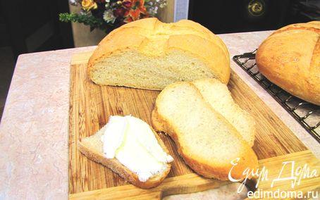 Рецепт Хлеб, просто хлеб