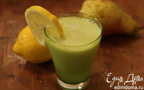 Рецепт Сок из киви, винограда и лимона