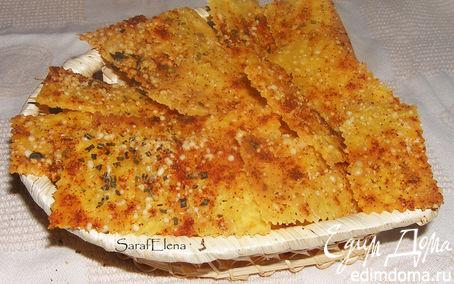 Рецепт Кукурузные крекеры, для тех кто на диете и не только!