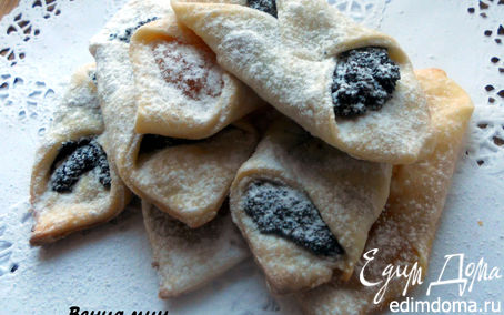 Рецепт Kolacky - польское рождественское печенье