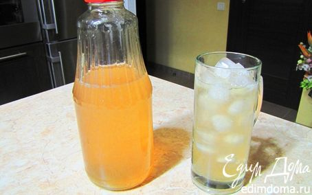 Рецепт Лимонный щербет или лимонад? (не для РД)