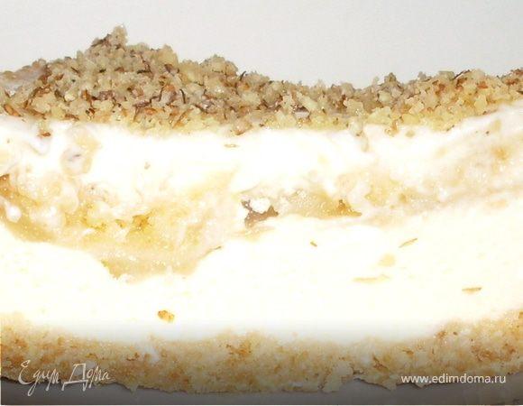 """Торт """"Белый и пушистый"""""""