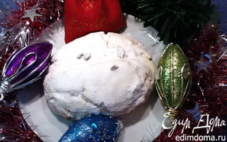 Рецепт Рождественский кекс