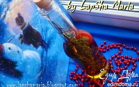 Рецепт Ароматное оливковое масло в подарок (Tescoma)