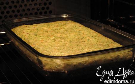 Рецепт Суфле из красной рыбы и брокколи