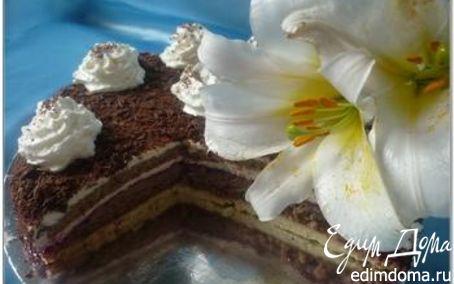 Рецепт Вишневый торт из Шварцвальда