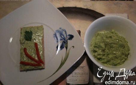 Рецепт – Паста из авокадо (Вариации по Гуакамоле)