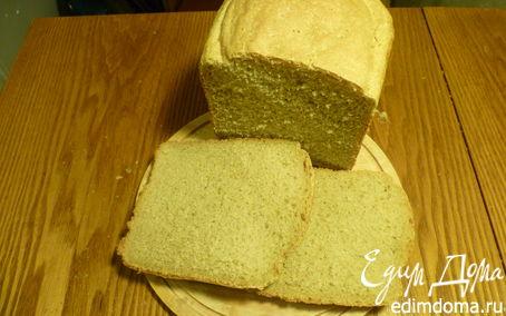 Рецепт Ржаной хлеб на прессованных хлебопекарских дрожжях. в хлебопечке