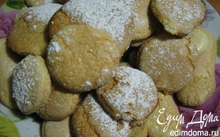 Рецепт Бисквитное печенье!