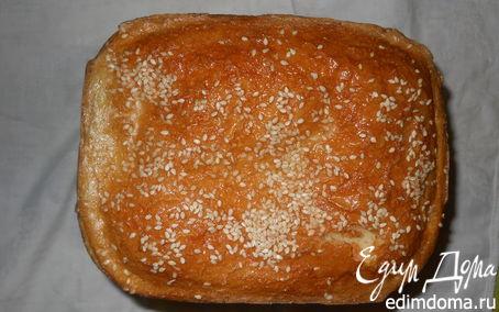 Рецепт Самый лучший хлеб из хлебопечки в хлебопечке