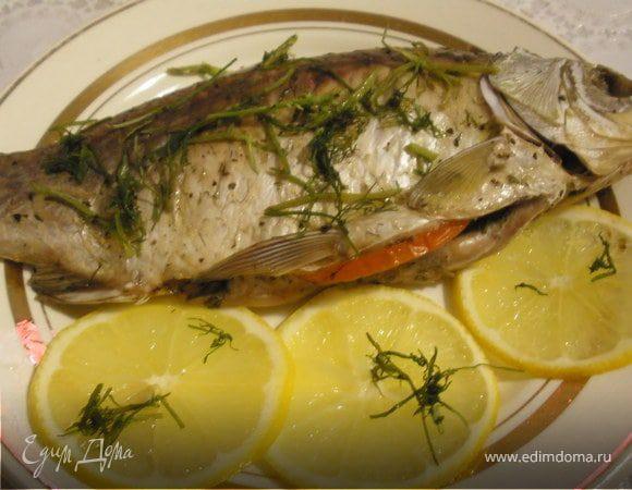 Запеченная рыба «Флирт»