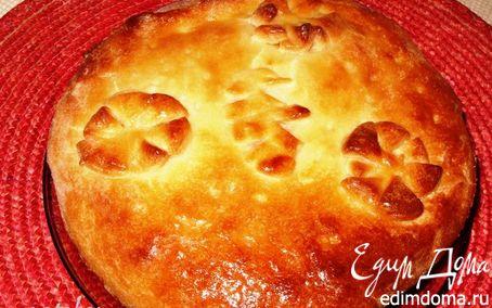 Рецепт Quarkkuchen (творожный пирог)