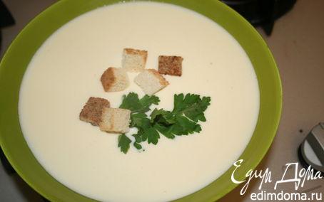 Рецепт Любимый сырный супчик