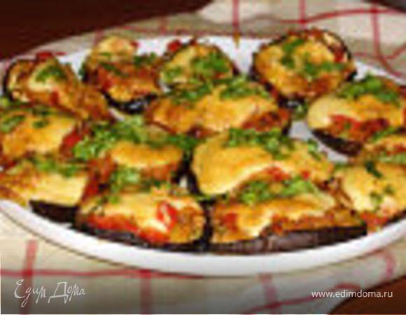 Бутерброды из баклажанов