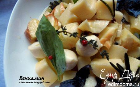 Рецепт Маринованный сыр