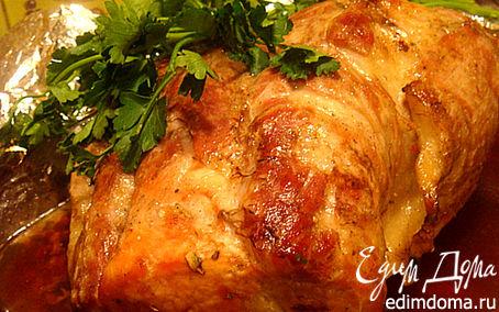 Рецепт Свинина в коричневом соусе