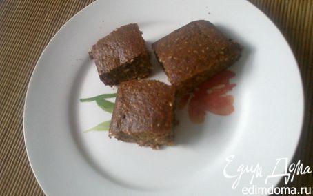 Рецепт Пирог на кефире с кофе и кунжутом