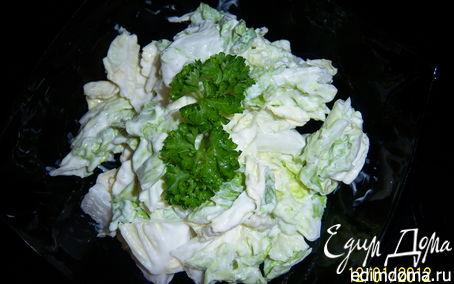 Рецепт Салат к любому мясному блюду.