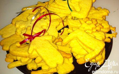 Рецепт Фигурное Рождественское печенье