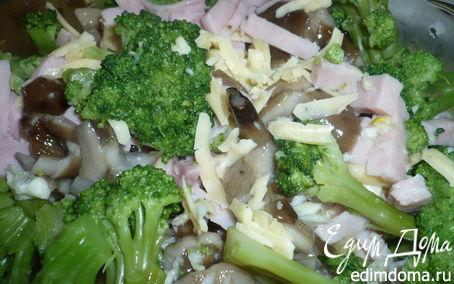 Рецепт Салат с брокколи