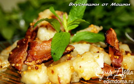 Рецепт Немецкий картофельный салат
