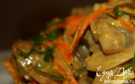 Рецепт Грибной салат