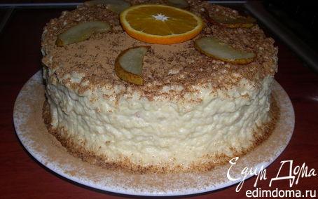Рецепт Яблочный тортик
