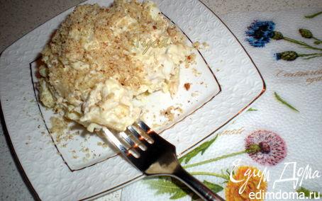Рецепт Салат из курицы, ананаса и свити для друзей