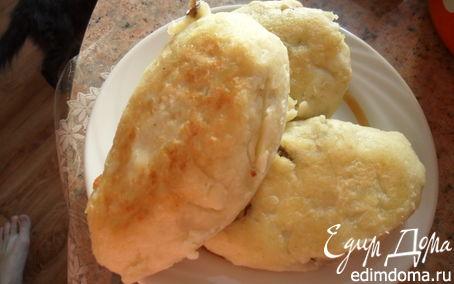 Рецепт Зразы картофельные с грибами