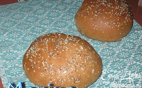 Рецепт Хлебцы на безалкогольном пиве в хлебопечке