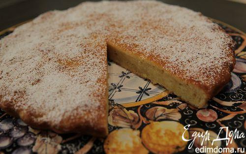 Рецепт Лимонная запеканка с рикоттой