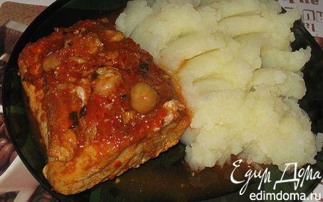 Рецепт Храйме (рыба по мароккански)