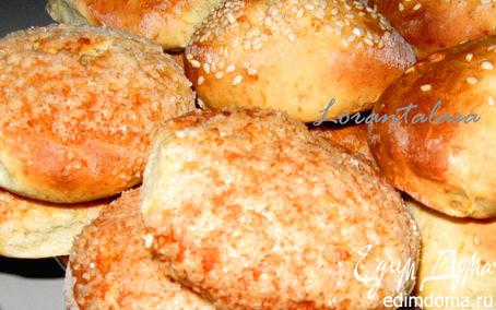 Рецепт Бисквитные коржики