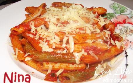 Рецепт Пенне маринара (Penne marinara)