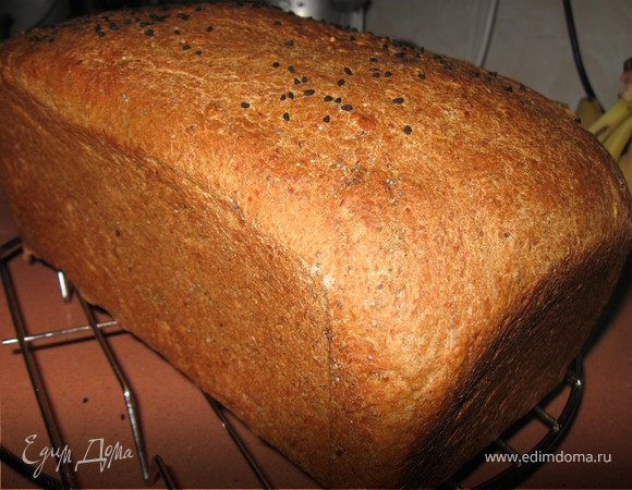 Ржаной хлеб на квасу
