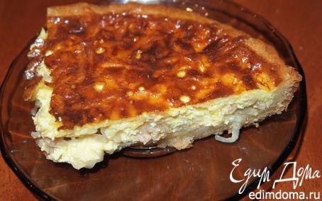 Рецепт Луковый пирог.