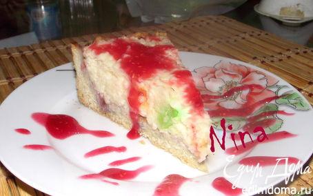 Рецепт Тосканский рисовый пирог