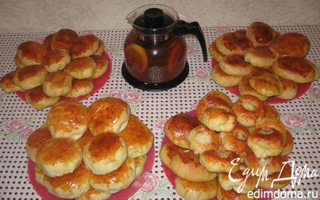 Рецепт Тесто дрожжевое и пирожки из него