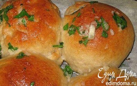 Рецепт Пампушки к обеду в хлебопечке