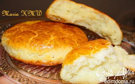Рецепт Cream Scones - сконы на сметане