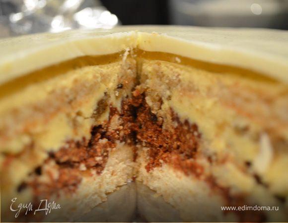 """Ангельский торт """"V8"""" от Адриано Зумбо"""