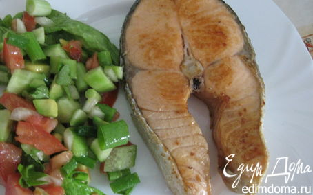 жареный лосось рецепты приготовления
