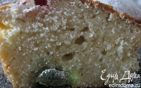 Рецепт Кексики с мармеладом