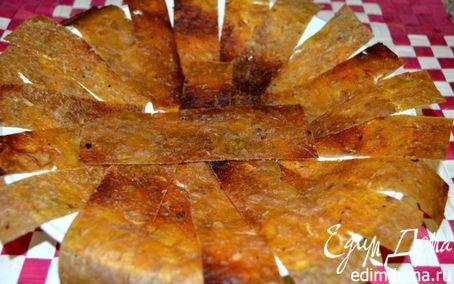 Рецепт Пастила из яблок.Пост.