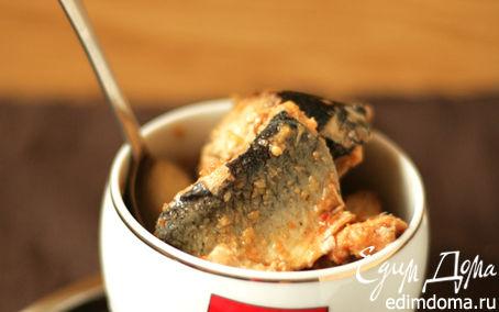 Рецепт – Рыбные консервы (в мультиварке) в мультиварке